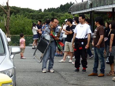 20150621千葉東京浅間台シリーズ第三戦、JAF見学会。